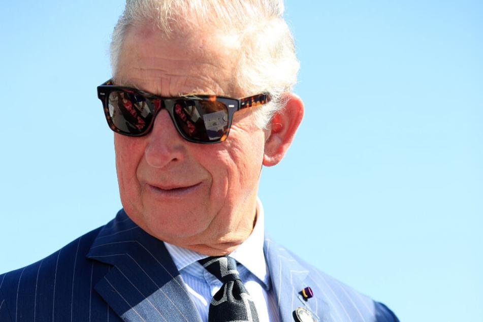 Die Wohltätigkeitsorganisation von Prinz Charles (70) wurde in einen Kunstskandal verwickelt. (Archivbild)