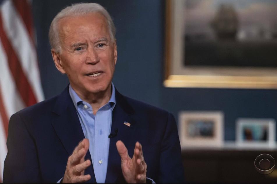 President-elect Joe Biden received the first dose of the Pfizer/BioNTech coronavirus vaccine on Monday.