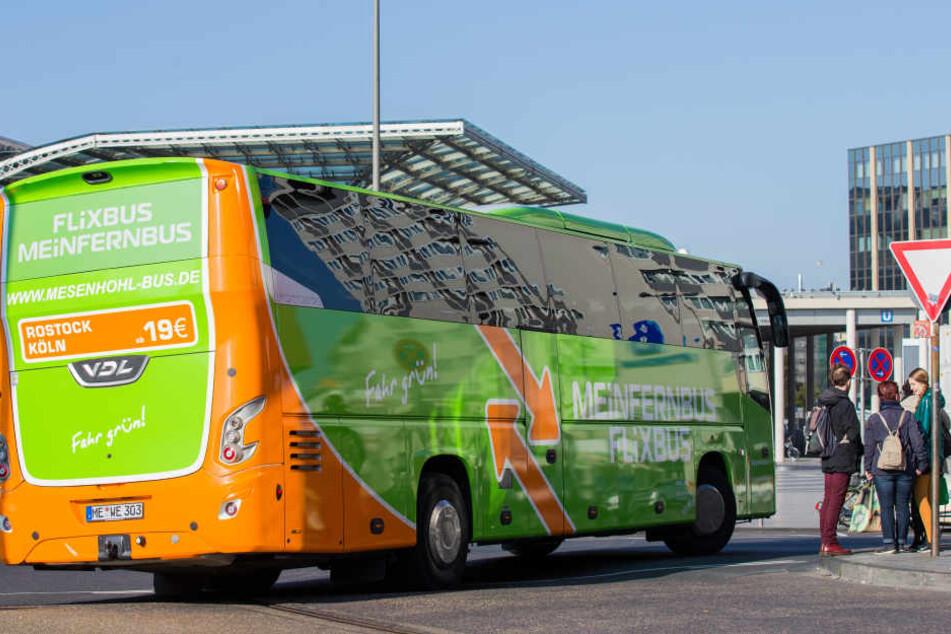 Flixbus will jetzt verstärkt gegen Drogenschmuggler vorgehen.