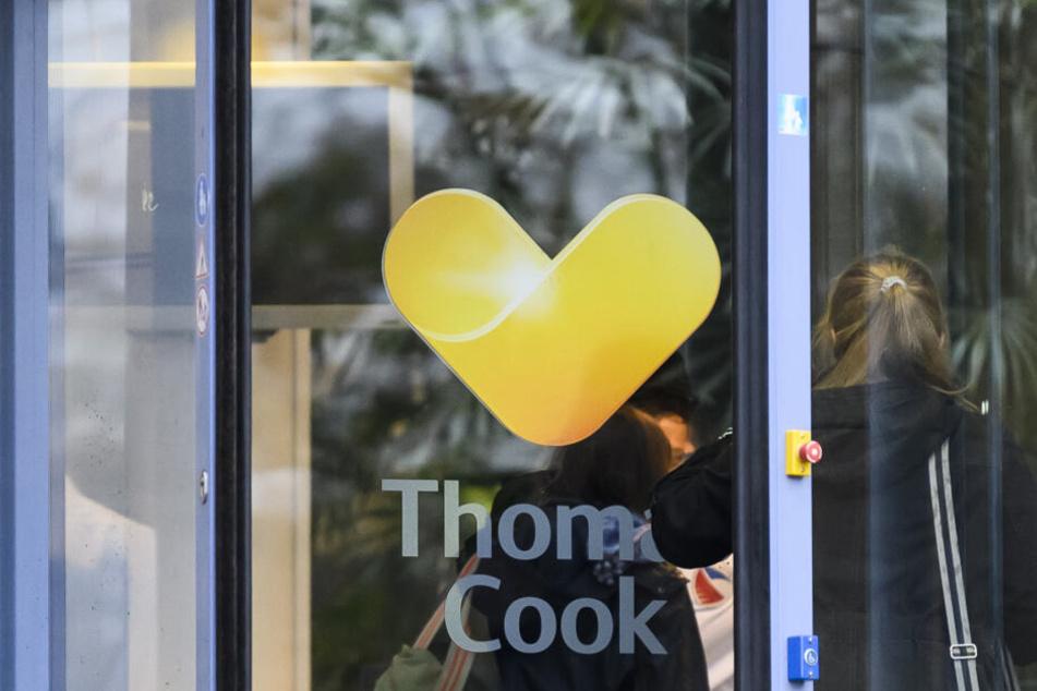 Thomas Cook stellt seinen Betrieb ein.
