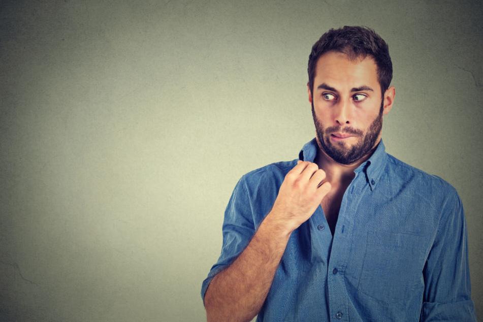 Mist! Männer sind deutlich schwieriger zu entlarven, als Frauen.