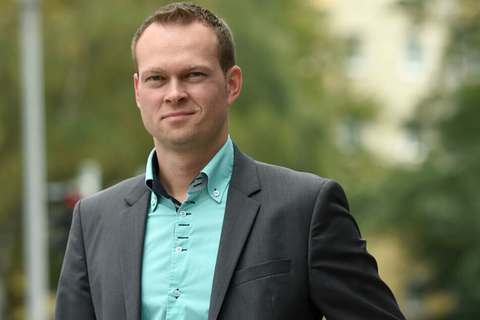 Seine Tage in Dresden sind gezählt: Noch-Centermanager Lars Ziegler.
