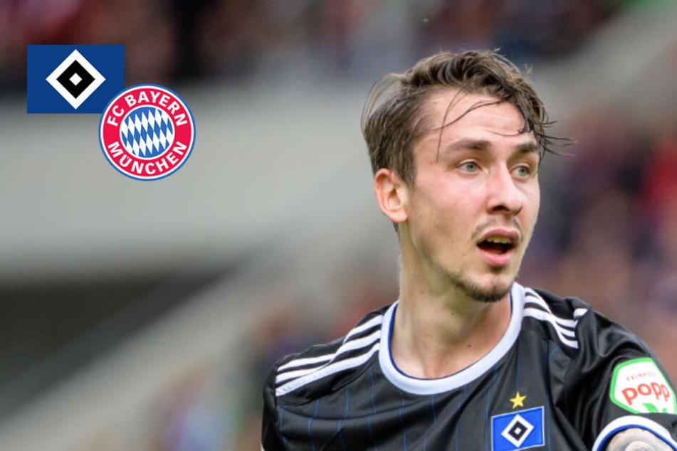 HSV oder Bayern? Hamburgs Mittelfeld-Ass Adrian Fein hat sich entschieden