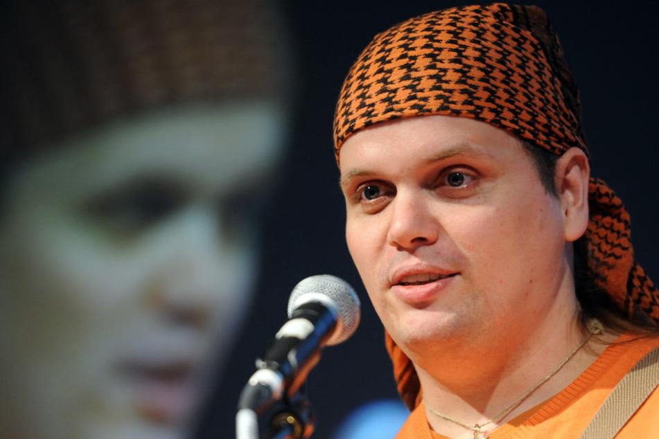 Piraten-Politiker Gerwald Claus-Brunner (44) soll Suizid begangen haben.