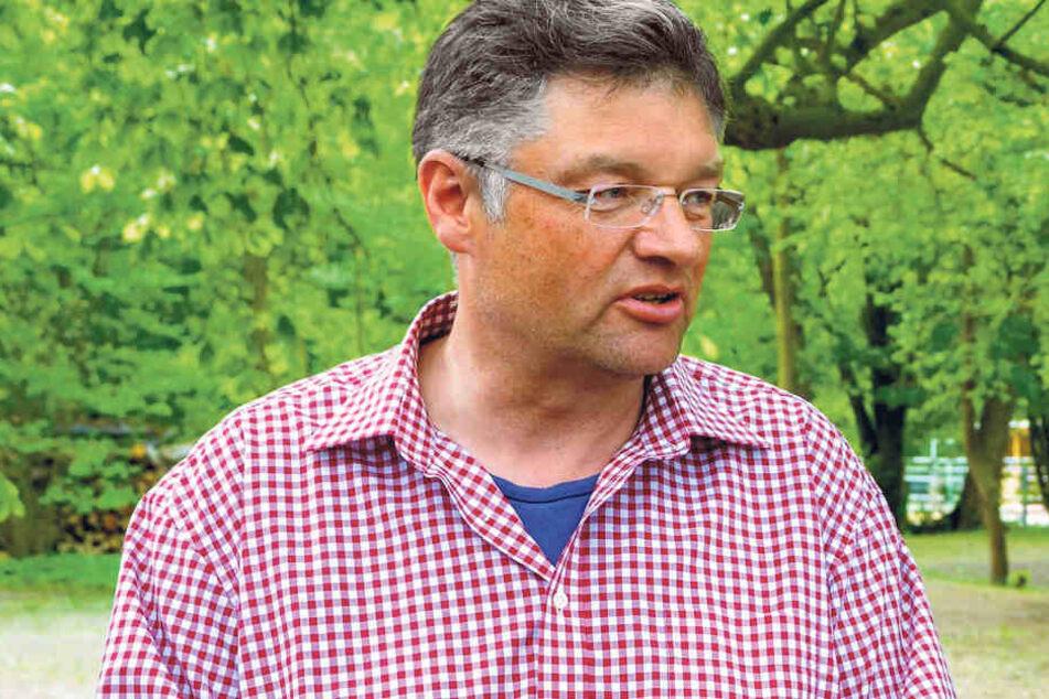 FDP-Chef Holger Zastrow (48)