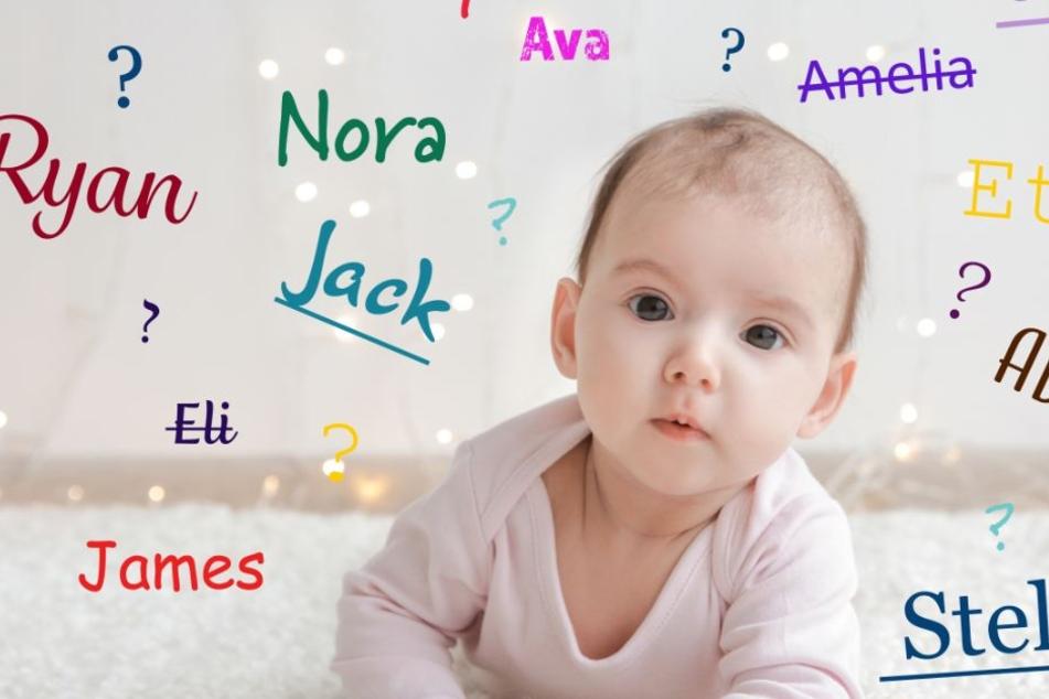Ranking: Auf diese Babynamen fahren Eltern am meisten ab