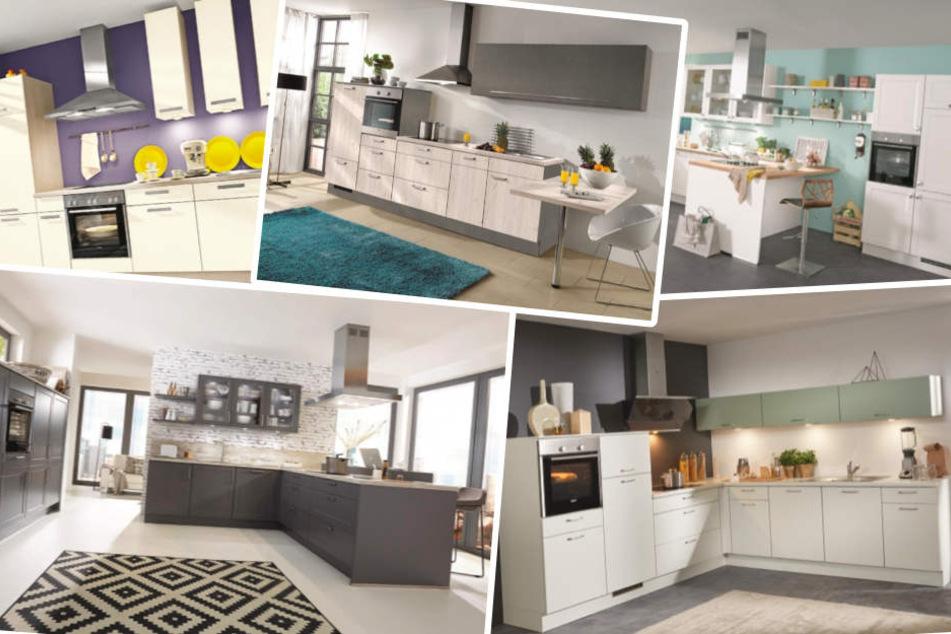 Halber Preis Auf Frei Geplante Küchen Bei Möbel Graf In Pirna Tag24