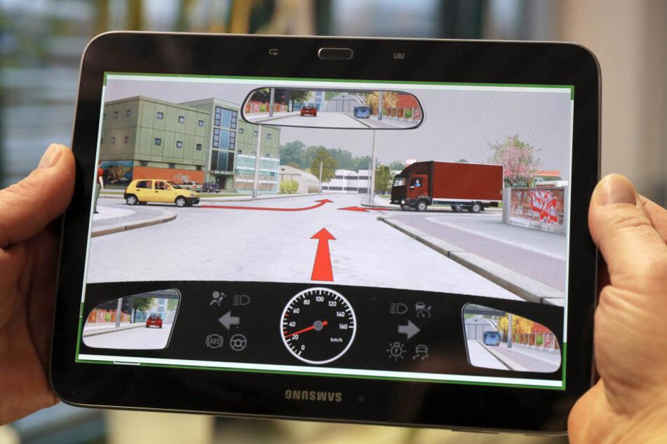 Jeder Dritte rasselt in NRW durch die theoretische Fahrprüfung!