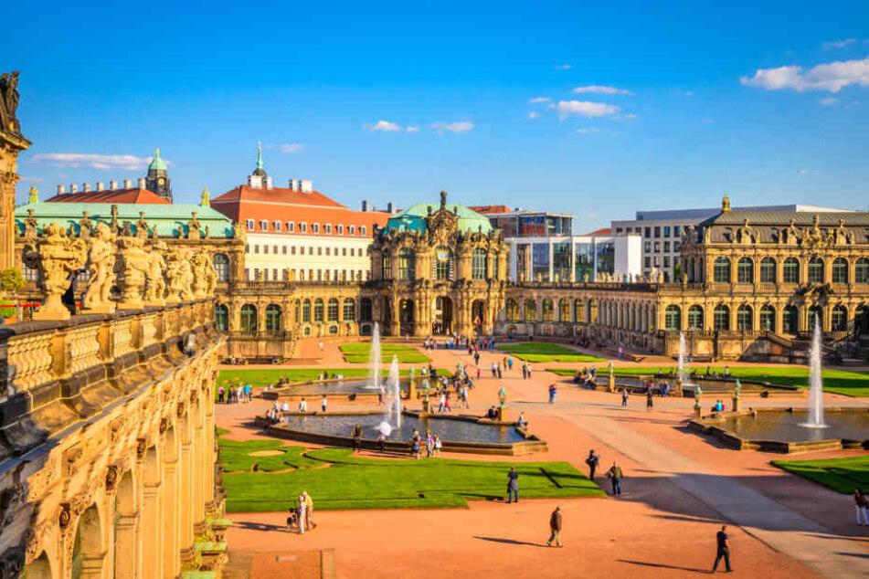 Geschichtlich und kulturell ist Dresden top.