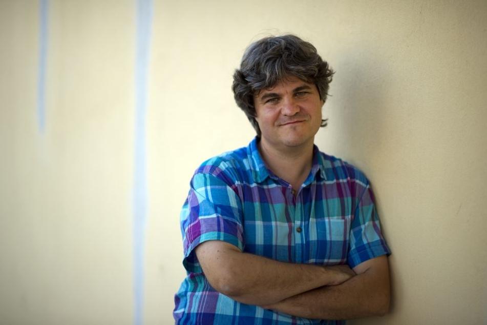 Intendant Markus Rinde träumt davon, dass in Tijuana ein echter Park entsteht, in dem sich Menschen beider Länder treffen können.