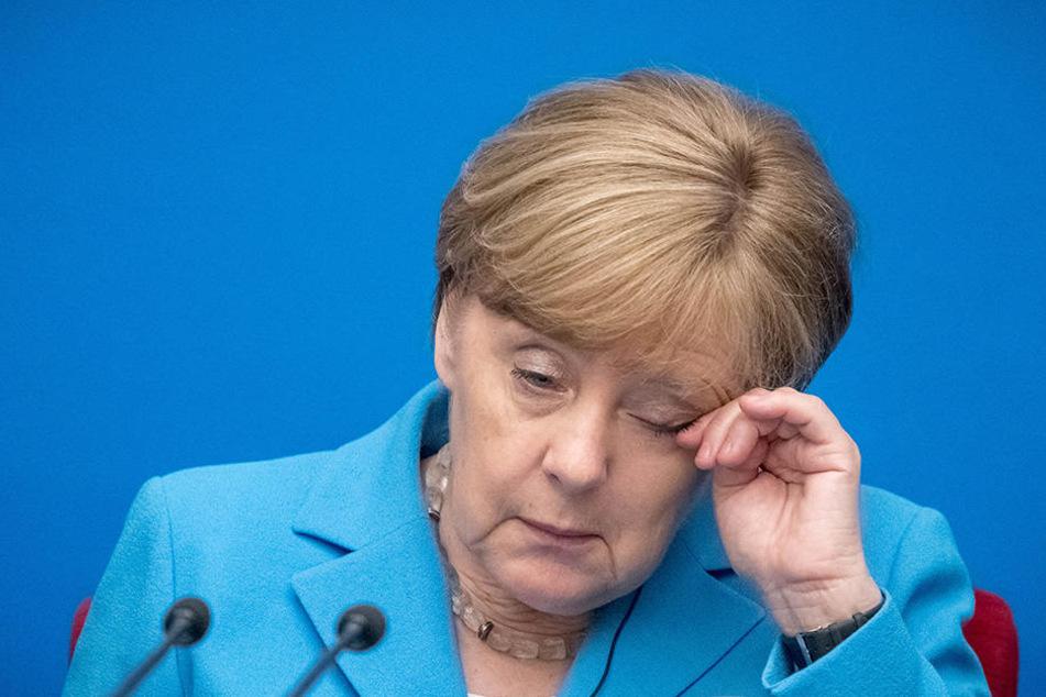Bundeskanzlerin Angela Merkel hat sich bislang im Bamf-Skandal um manipulierte Asylbescheide nicht geäußert.
