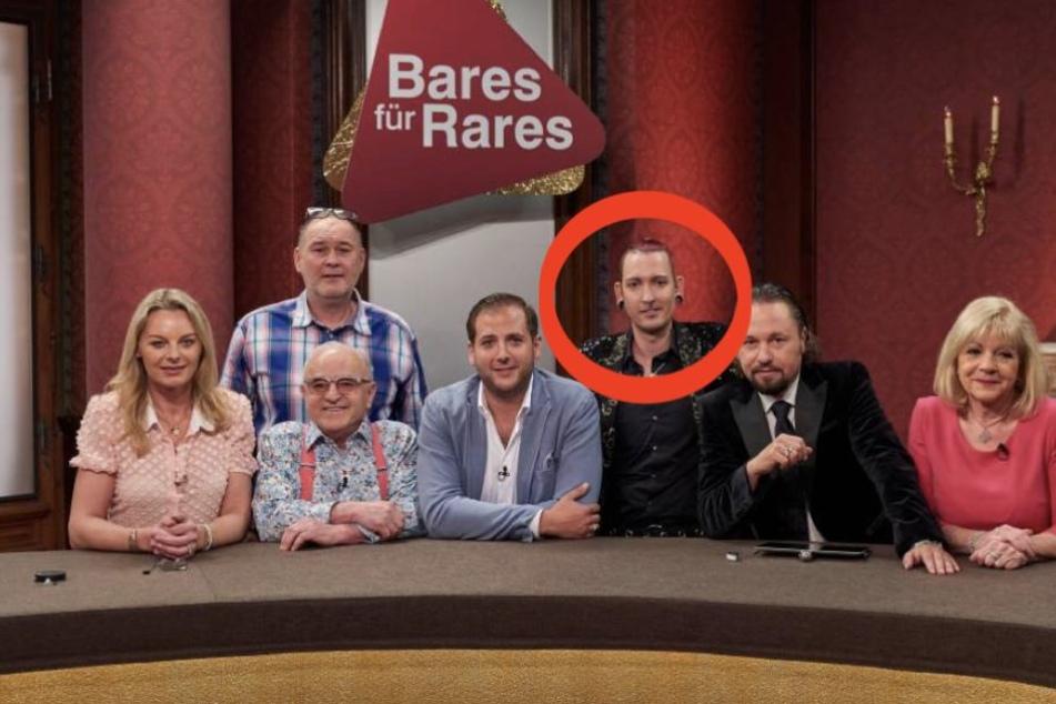 """Bares für Rares: Mit dieser """"Lüge"""" schaffte es Fabian ins Fernsehen"""