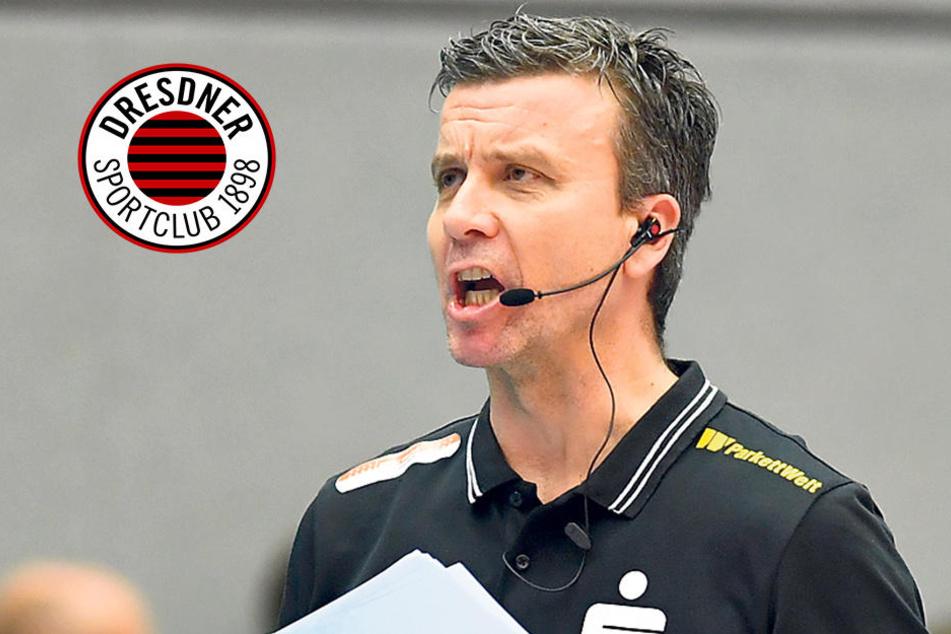 Wird Wiesbaden eine harte Nuss für den Dresdner SC?