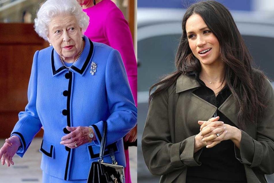 Wegen Herzogin Meghan: Steuerfahnder nehmen Royals unter die Lupe