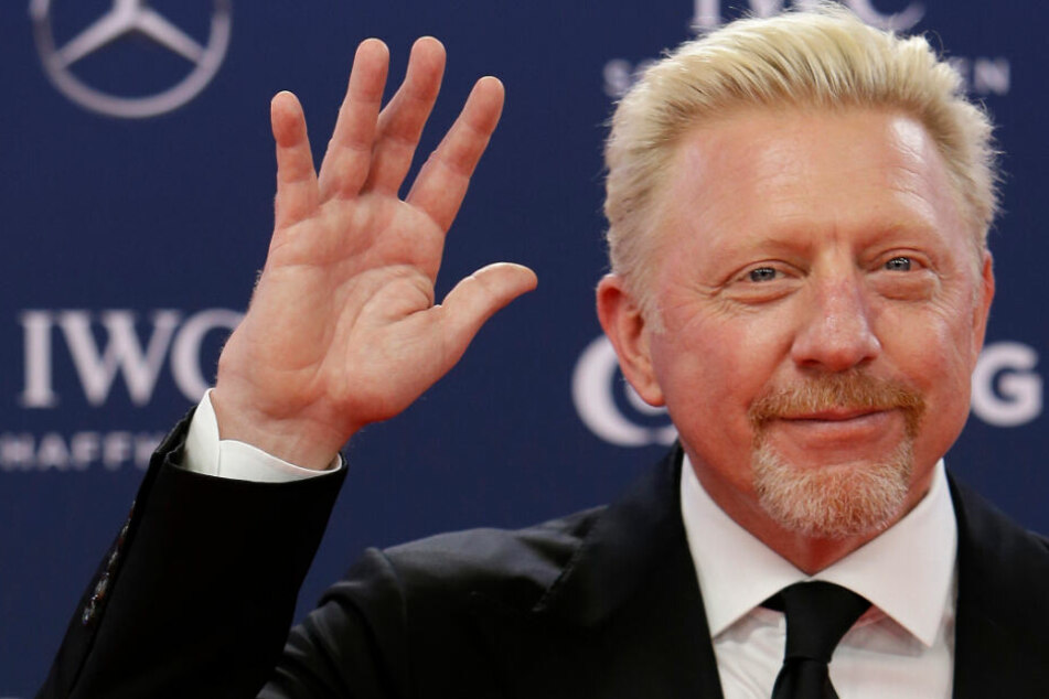 Boris Becker will Stau umfahren, dann erwischt ihn der Förster im Wald