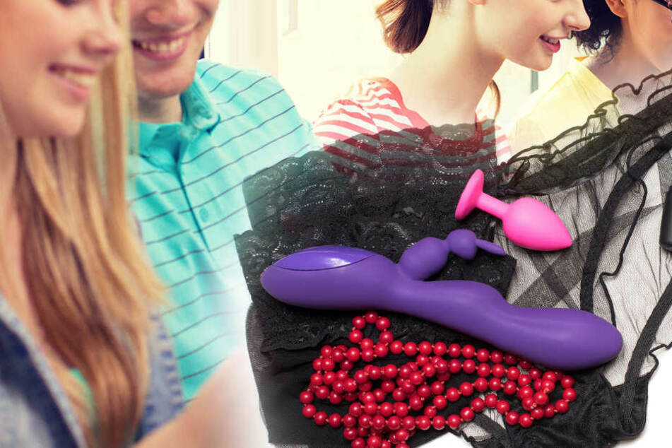 Party sex toys — 11