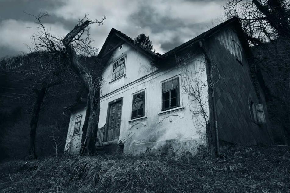"""Geheimnisvolles Spukhaus wird verkauft: """"Manchmal weiß man, dass Geister dich beobachten"""""""
