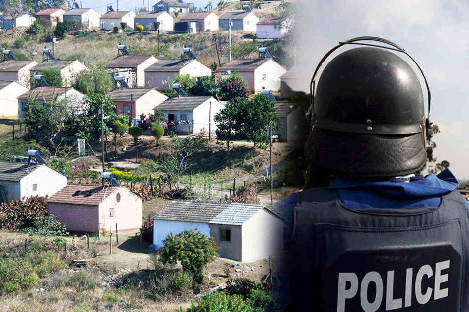 In Durban (Südafrika) wurde ein Mann von der Polizei gesteinigt aufgefunden. Ein aufgebrachter Mob soll ihn nach einer Vergewaltigung getötet haben.