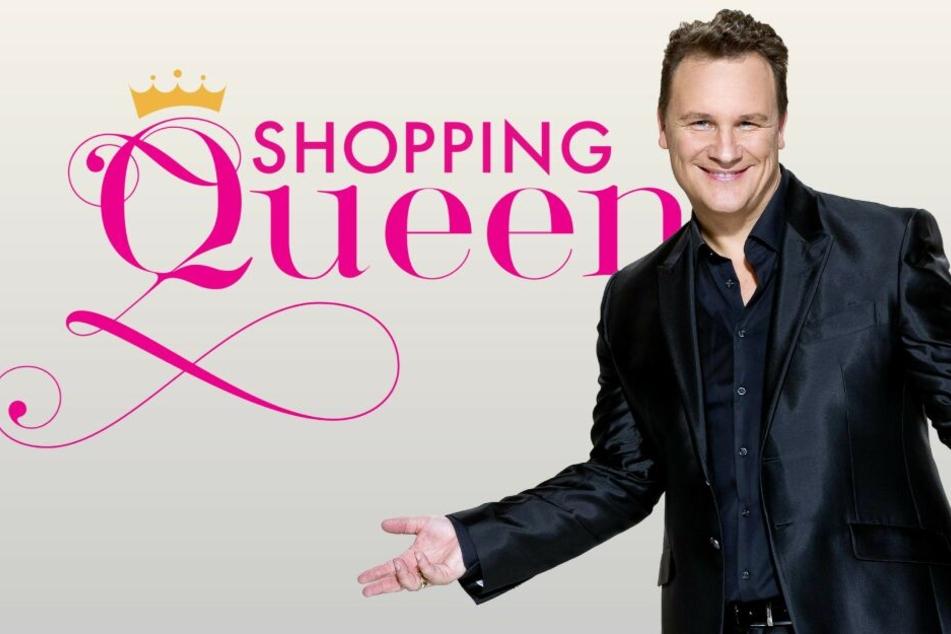 Designer Guido Maria Kretschmer (53) sucht diese Woche seine Shopping-Queen in Dresden.