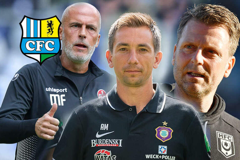 Frontzeck, Meyer, Schmitt: Wer beerbt CFC-Trainer Bergner?
