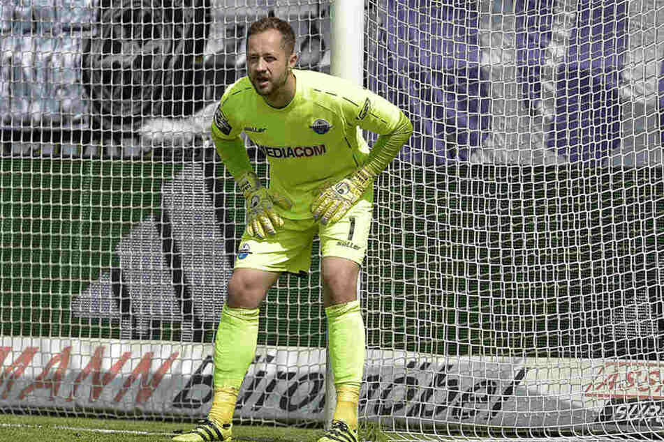 Sein Abgang wird sehr bedauert: Lukas Kruse möchte zweite Liga spielen.