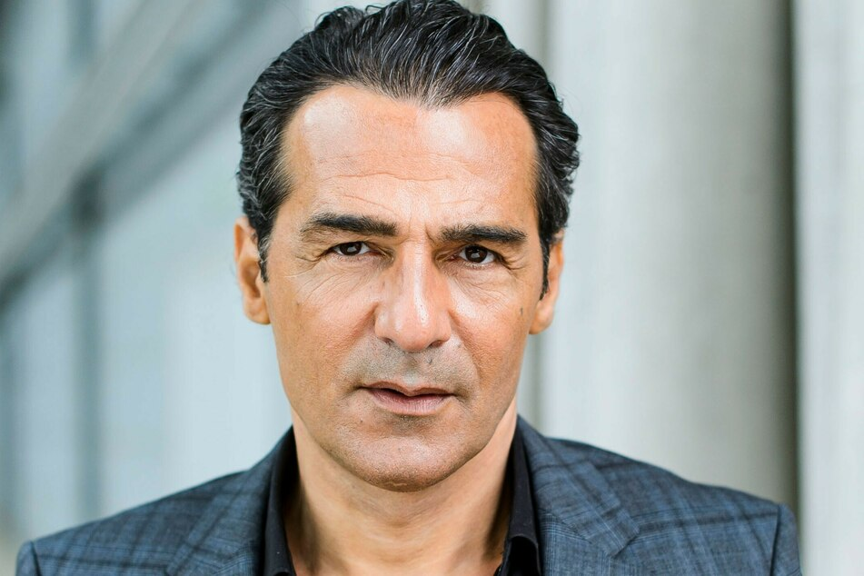 """Erol Sander (52) spielt bei """"Alles was zählt"""" die Rolle des Bösewichts Frank Giese."""