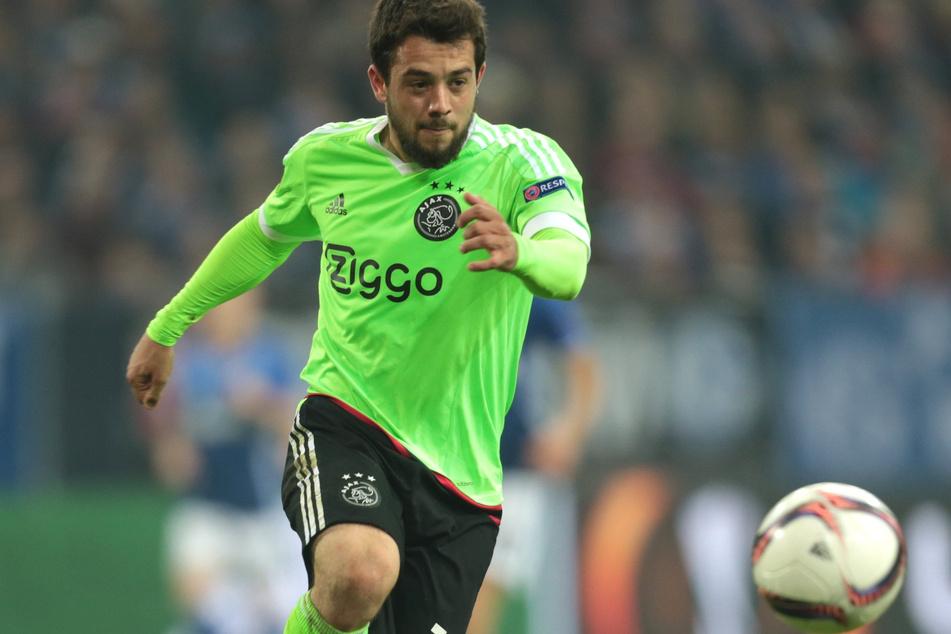 Eintracht-Neuzugang Amin Younes (27) - hier noch im Dress von Ajax Amsterdam - fehlt dagegen noch die nötige Fitness.