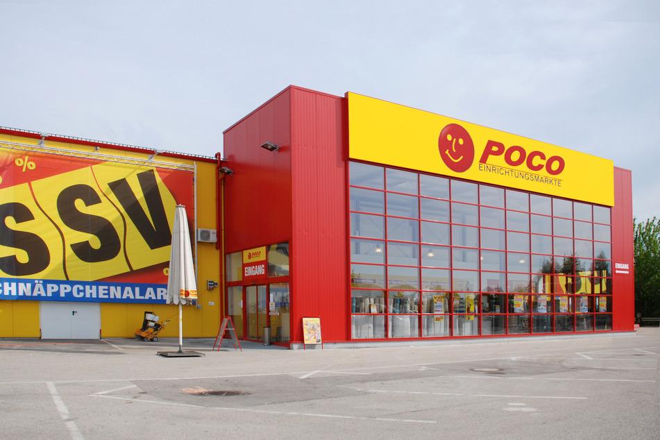 Aktionsangebote bei POCO: Für kurze Zeit sind Möbel massiv im Preis gesenkt
