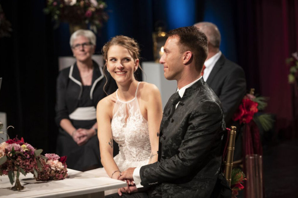 Ariane und Martin heirateten vergangenes Jahr vor laufender Kamera, nun sind sie wieder getrennt.