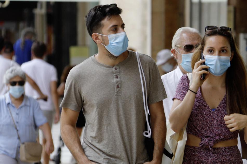 Coronavirus: Mallorca erlässt weitreichende Maskenpflicht auch im Freien
