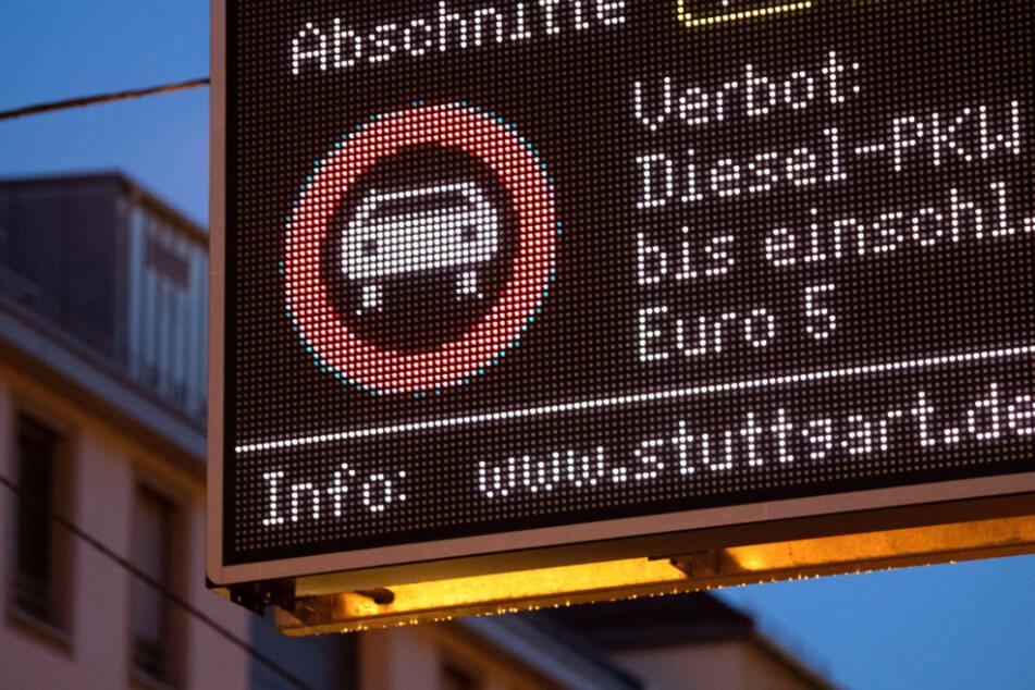 Die Luft in Stuttgart ist deutlich besser, doch Diesel-Fahrverbote sind nicht vom Tisch
