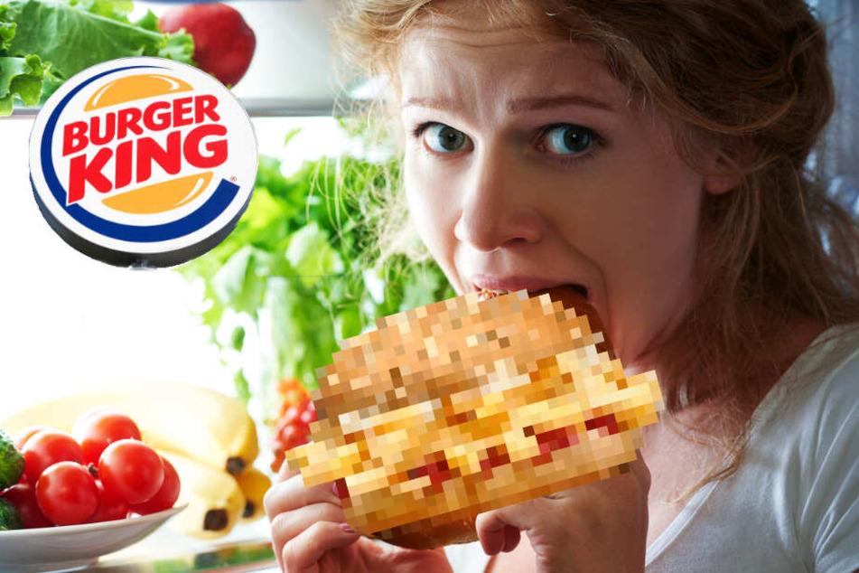 Erfüllt Burger King mit diesem Burger den Kindheitstraum vieler Kunden?