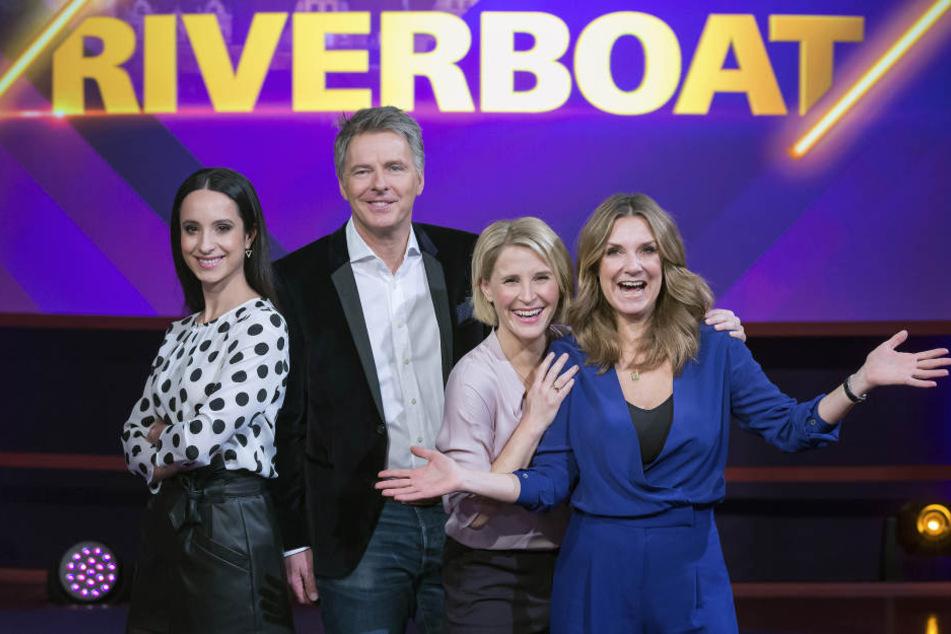 """Am Freitag strahlt das Riverboat nicht wie angekündigt ein Best Of aus, sondern sendet eine """"normale"""" Folge."""