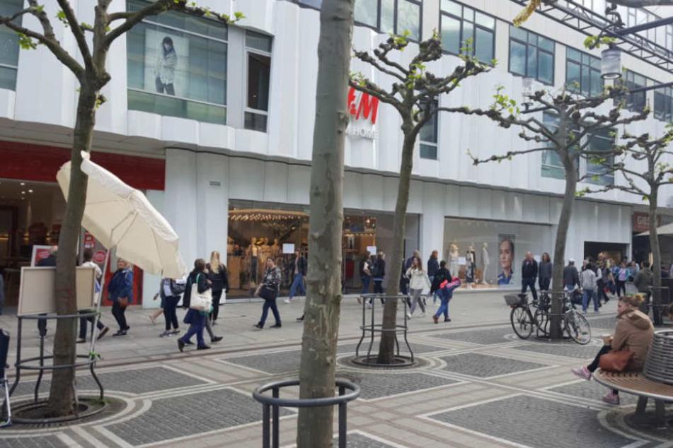 Feuer auf der Zeil: Deshalb brannte es bei H&M