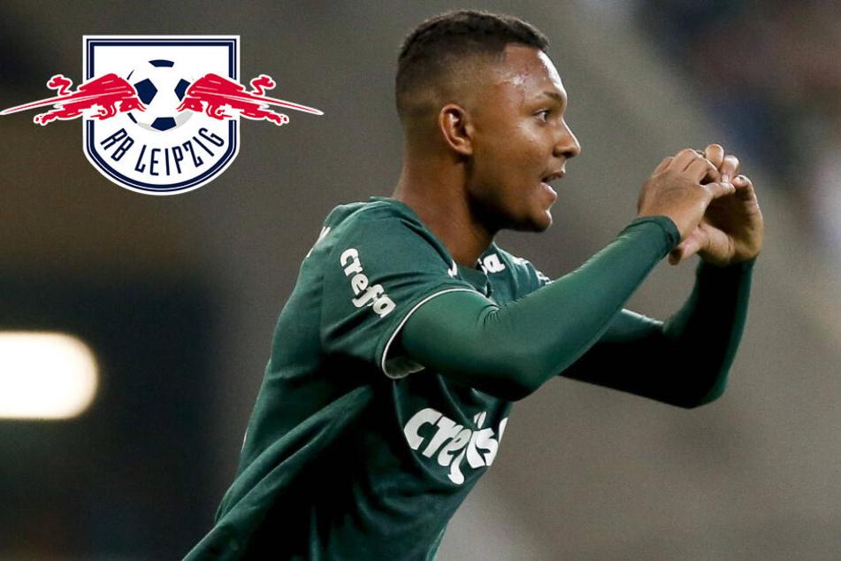 RB Leipzig schnappt sich Brasilo-Teenie: Alle Infos zum Neuzugang
