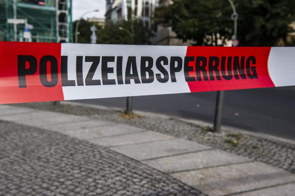 Polizei findet mehrere Säcke mit Leichenteilen