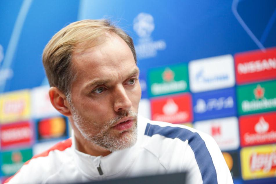 Thomas Tuchel wird als heißer Kandidat für den Trainerposten beim FC Bayern gehandelt.
