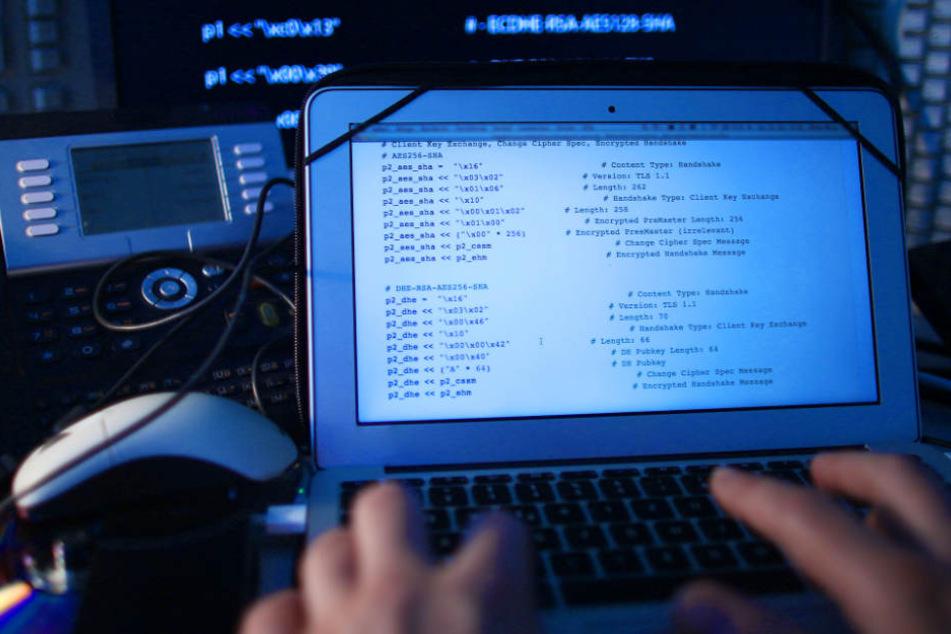 Cybercrime ist auch im Freistaat Bayern ein erhebliches Problem. (Symbolbild)