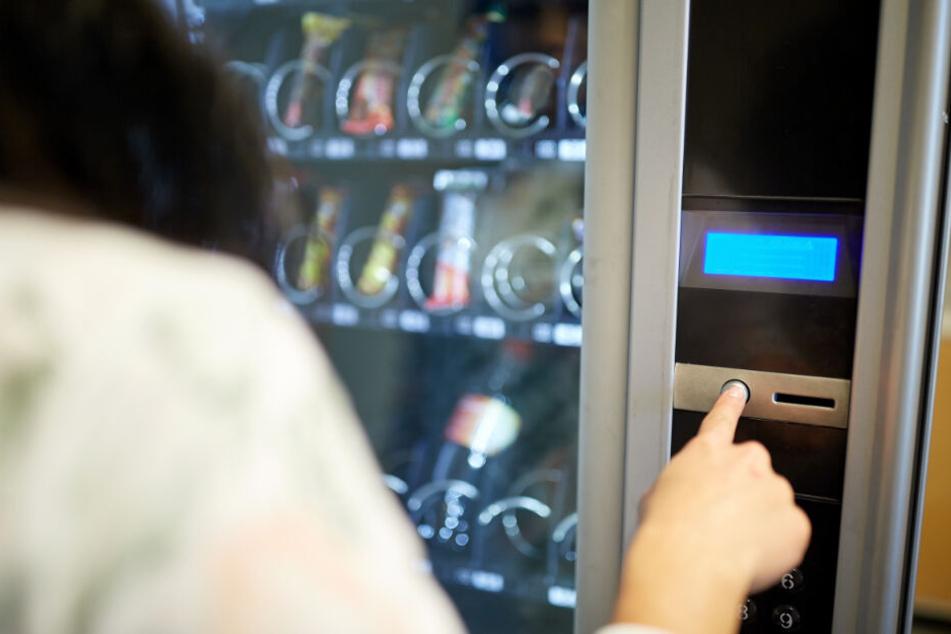 Gezielt wurden einzelne Automaten angegangen (Symbolfoto).