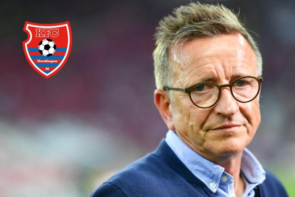 Norbert Meier übernimmt beim KFC Uerdingen