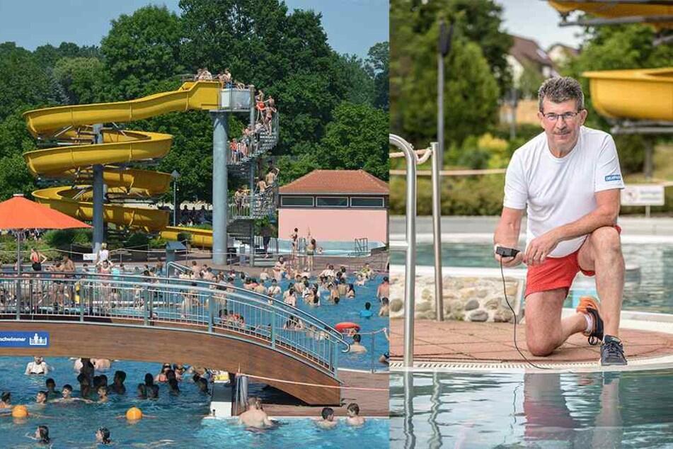 """""""Früher war der Respekt viel größer"""": Dienstältester Schwimmmeister geht in Rente"""