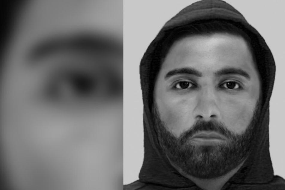 Achtung, Polizei sucht nach mutmaßlichem Sexualverbrecher