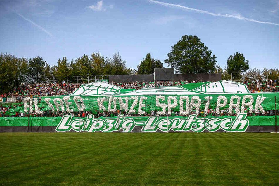 Die Heimspiele von Chemie Leipzig locken immer mehr Zuschauer an. Der Verein braucht deshalb mehr Kassenhäuschen.