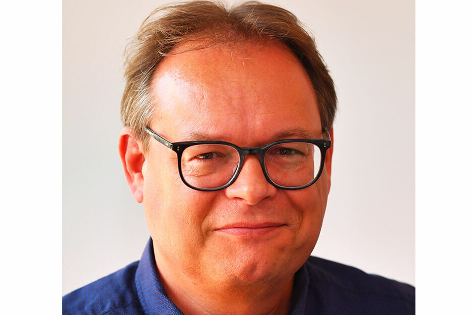 Teammanager Sven Grosse.