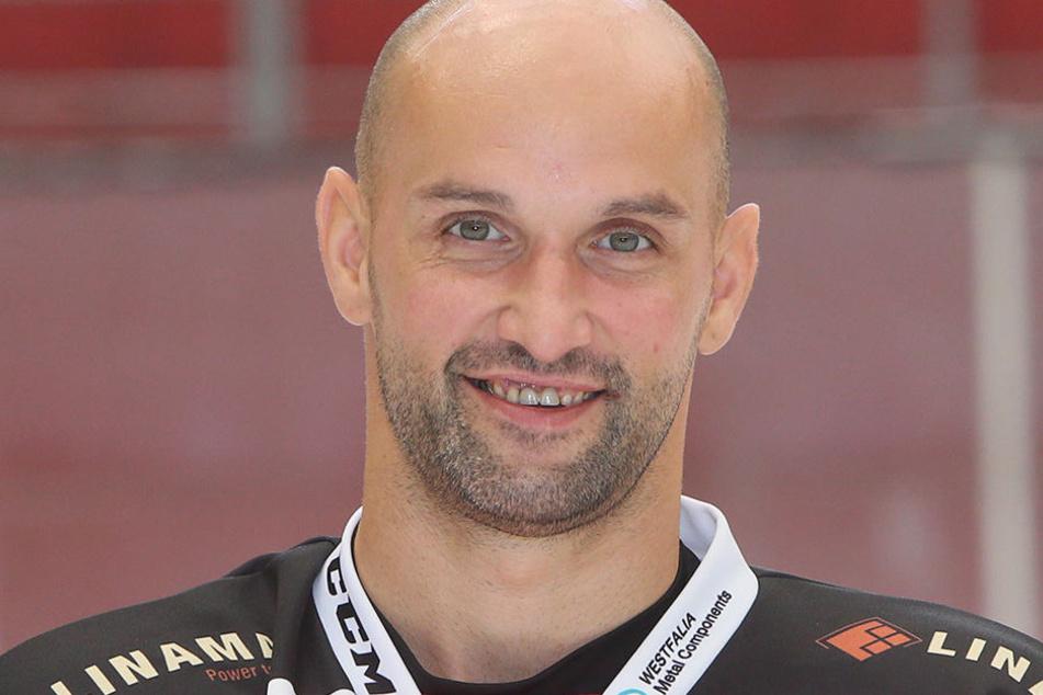 Jakub Körner hat sich die Hand gebrochen.
