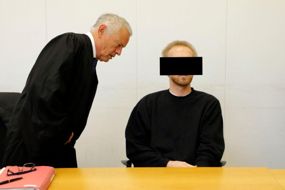 Chemnitz: Versuchter Totschlag! Chemie-Doktor muss in Psychiatrie