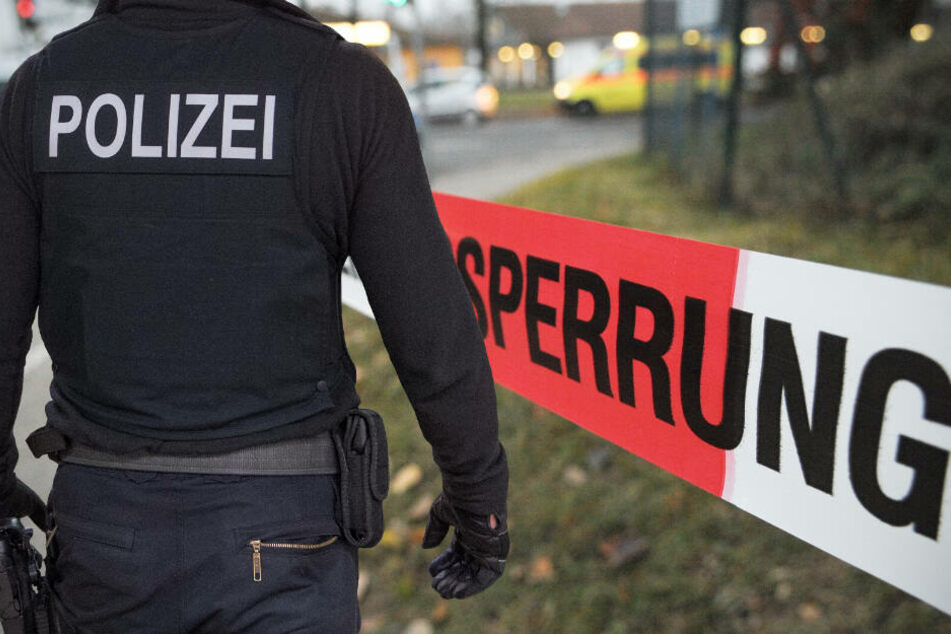 Die Polizei wird auf beiden Seiten des Mains die Evakuierung überwachen und durchsetzen (Symbolbild).
