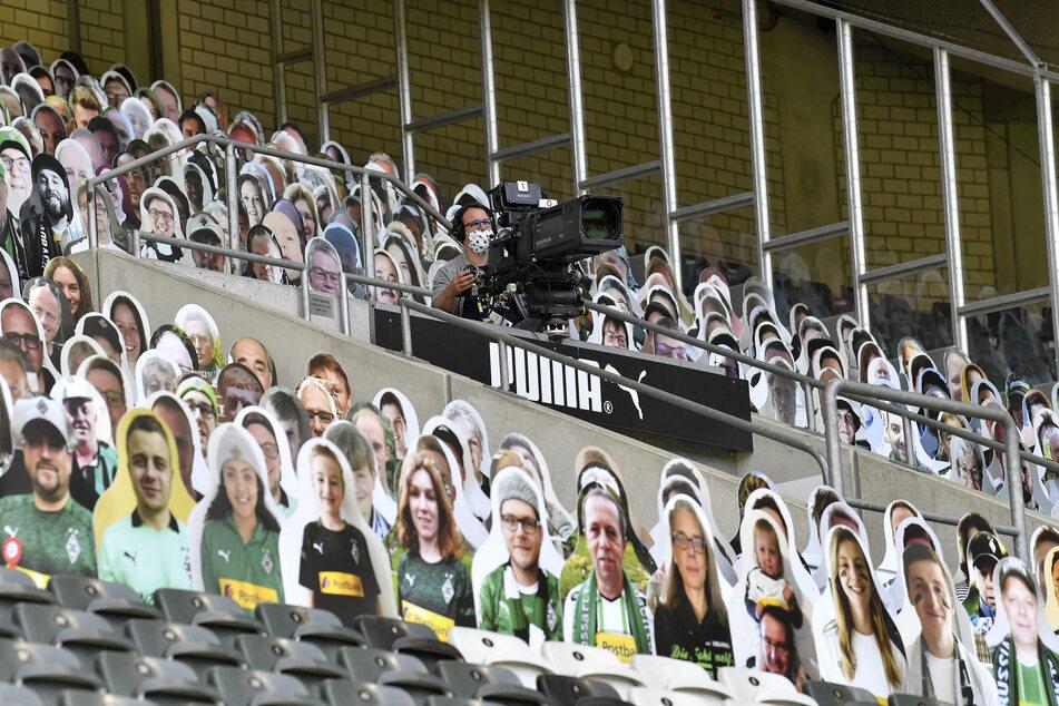 Borussia Mönchengladbach muss beim nächsten Bundesliga-Spiel vermutlich komplett auf Fans verzichten.