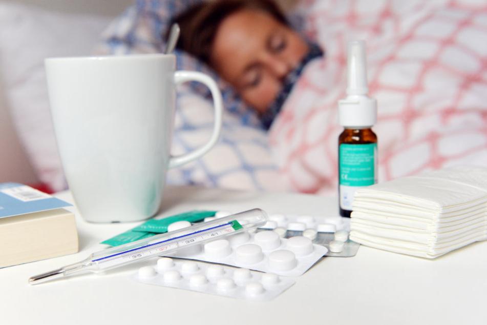Bislang vier Grippe-Tote in Thüringen
