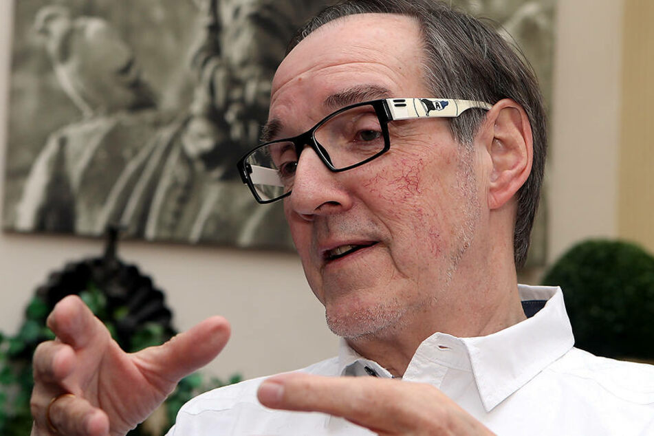 Hans-Jürgen Laufer (68) ist weiterhin von Samir Arabi überzeugt.